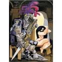 Antonio Mingote - El guerrero y la dama, 1999